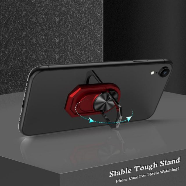 Auto Car Accessories Interior Mobile Phone Stand 360 Degree Rotation Multi-purpose Magnetic Phone Holder Foldable For Car TSLM2
