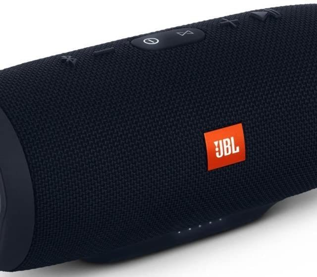 JBL Charge 3 Waterproof Portable Compact Bluetooth Speaker and Power Bank (Black)