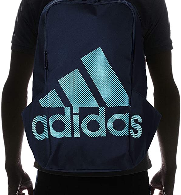 Adidas Backpack Parkhood Bos Navy Blue for School, Travel and Training