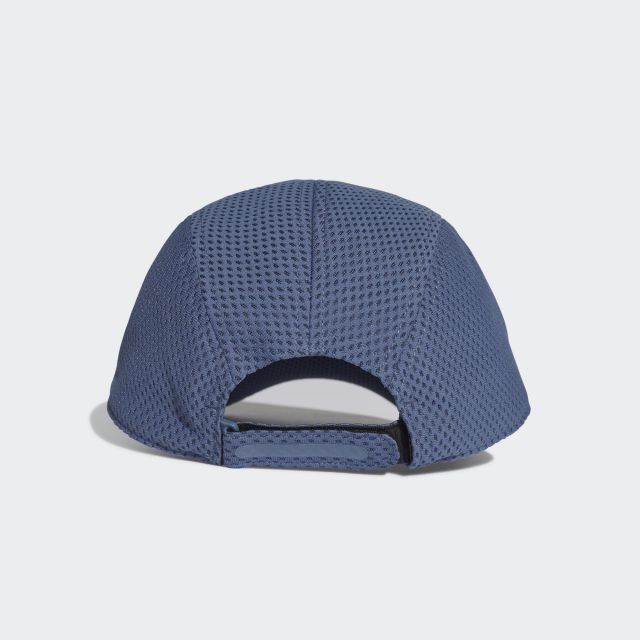 Adidas Youth R96 Climacool Running Cap Blue OSFY
